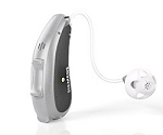 One Signia/Siemens PURE 312 3Nx Hearing Aid with 80 batteries