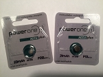 Siemens/Power One AccuPlus Rechargeable Hearing Aid Batteries for Siemens/Signia hearing aids (2 batteries per order)