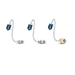 Siemens Mini Receiver for all X, NX, PX, BX and MI Pure, Carat and Orion 2 Hearing Aids. Comes with six free domes.