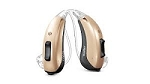 One Siemens Signia Motion 13 3Nx Hearing Aid with 80 batteries