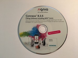 Siemens Signia Connexx 8 Fitting Software