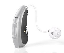 One Siemens Signia PURE 1px Hearing Aid
